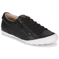 Shoes Women Low top trainers Palladium GALOPINE SVG Black