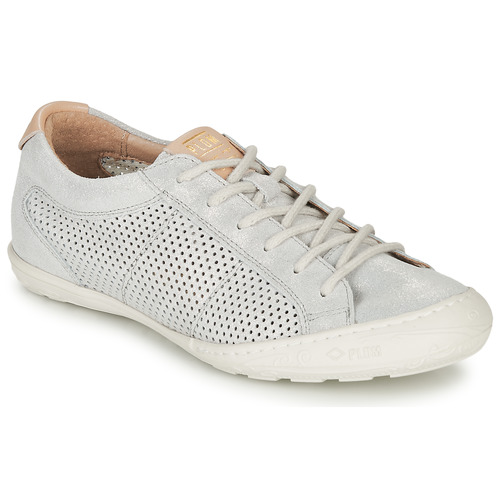 Shoes Women Low top trainers Palladium GRACIEUSE ALX Silver
