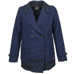 Clothing Women coats Roxy MOONLIGHT JACKET MARINE / Black