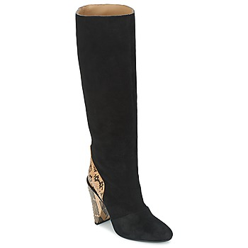 Shoes Women High boots See by Chloé SB25005 Black