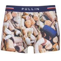 Underwear Men Boxer shorts Pullin MASTER LYCRA Multicolour