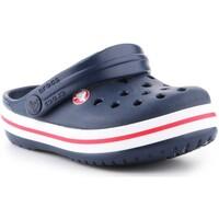 Shoes Children Clogs Crocs Crocband clog 204537-485 navy