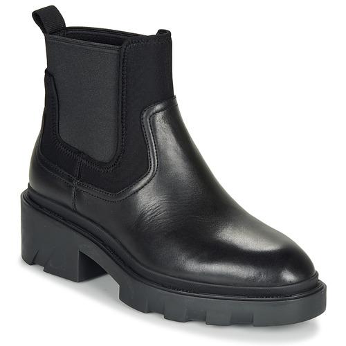 Shoes Women Ankle boots Ash METRO  black
