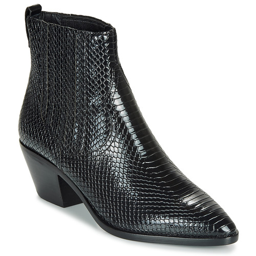 Shoes Women Ankle boots Ash FLOYD  black