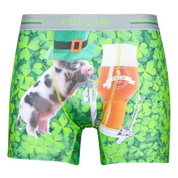 Underwear Men Boxer shorts Pullin FASHION LYCRA Green