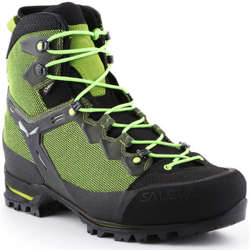 Shoes Men Walking shoes Salewa Trekking shoes  Ms Raven 3 GTX 361343-0456 green