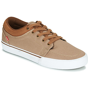 Shoes Men Low top trainers Globe GS Beige