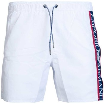 Clothing Men Trunks / Swim shorts Armani 2117409P425_10white white