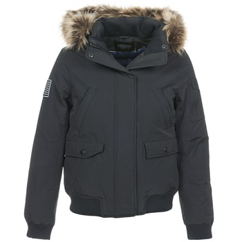 Clothing Women Parkas Eleven Paris PANAMA Black