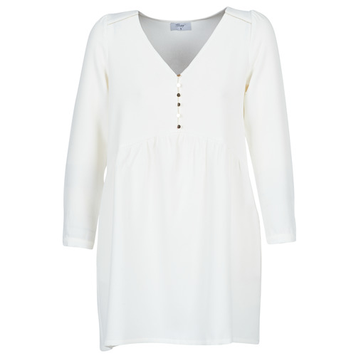 Clothing Women Short Dresses Betty London LADY White
