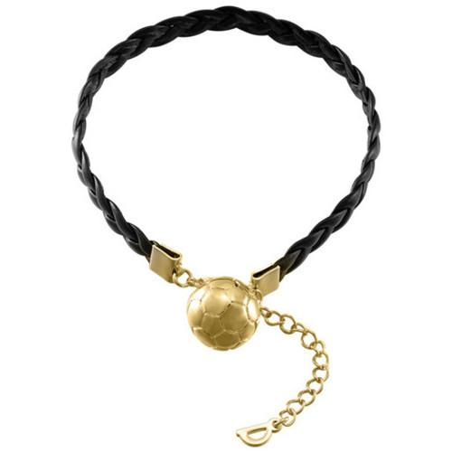 Watches & Jewellery  Men Bracelets Blue Pearls WCF 007 Black