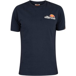 Clothing Men Short-sleeved t-shirts Ellesse Voodoo T-Shirt blue