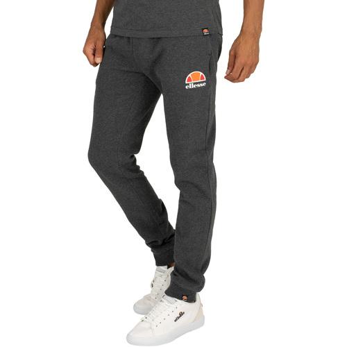 Clothing Men Tracksuit bottoms Ellesse Ovest Joggers grey