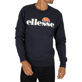 Clothing Men Sweaters Ellesse SL Succiso Sweatshirt blue