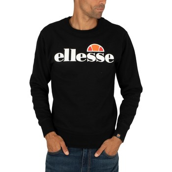 Clothing Men Sweaters Ellesse SL Succiso Sweatshirt black