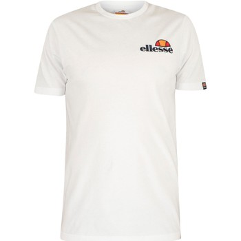 Clothing Men Short-sleeved t-shirts Ellesse Voodoo T-Shirt white