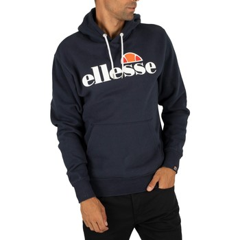 Clothing Men Sweaters Ellesse SL Gottero Pullover Hoodie blue