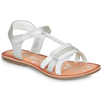 Shoes Girl Sandals Kickers DIAMANTO White