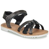 Shoes Girl Sandals Kickers SHARKKY Black