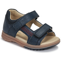 Shoes Boy Sandals Kickers PLAZABI Marine