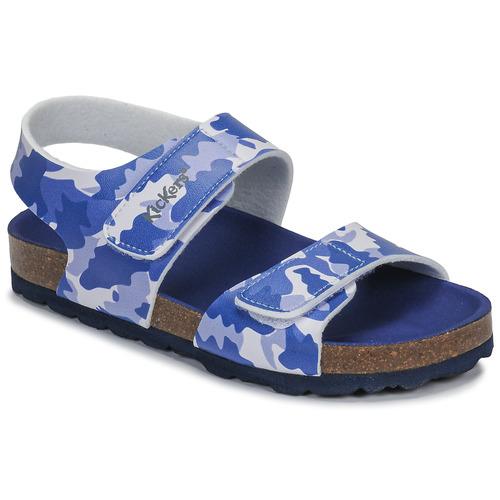Shoes Boy Sandals Kickers SUMMERKRO Blue
