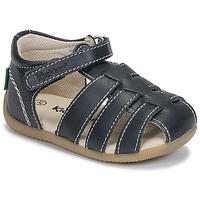 Shoes Children Sandals Kickers BIGFLO-3 Marine