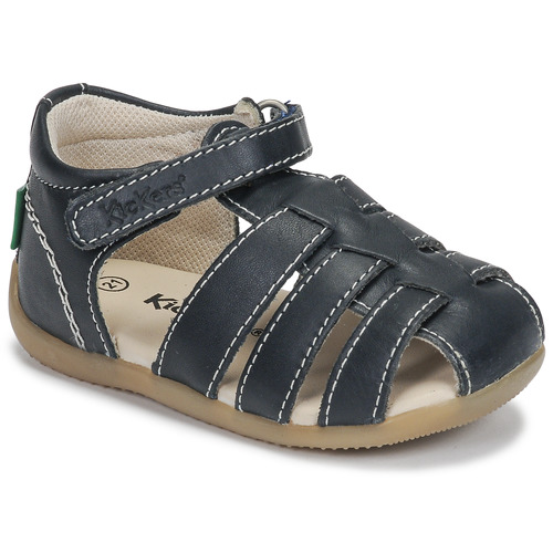 Shoes Boy Sandals Kickers BIGFLO-3 Marine
