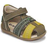 Shoes Children Sandals Kickers BIGBAZAR-3 Green
