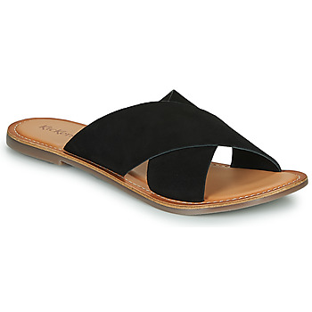 Shoes Women Mules Kickers DIAZ-2 Black