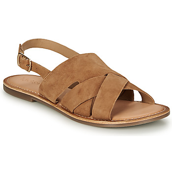 Shoes Women Sandals Kickers DILANI-3 Camel