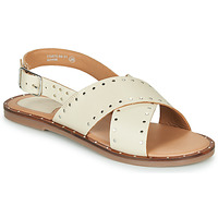 Shoes Women Sandals Kickers KICLA Beige