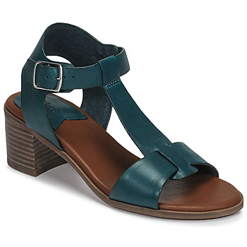 Shoes Women Sandals Kickers VALMONS Blue