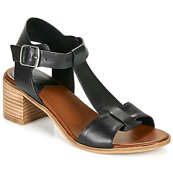 Shoes Women Sandals Kickers VALMONS Black