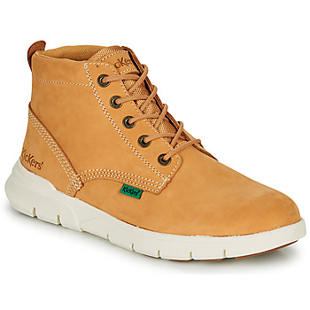 Shoes Men Hi top trainers Kickers KICK HI 3 Camel
