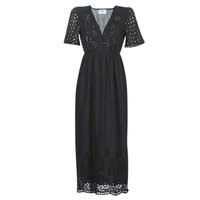 Clothing Women Long Dresses Betty London  Black