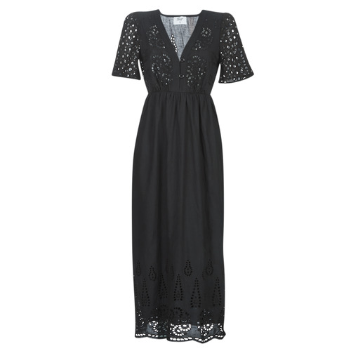 Clothing Women Long Dresses Betty London MARTI Black