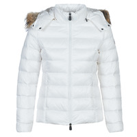 Clothing Women Duffel coats JOTT LUXE White