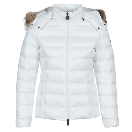 Clothing Women Duffel coats JOTT LUXE White
