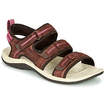 Shoes Women Outdoor sandals Merrell SIREN 2 STRAP Brown / Pink