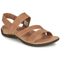 Shoes Women Sandals Merrell DISTRICT KANOYA STRAP Camel
