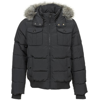 Clothing Men Duffel coats Tommy Hilfiger DARREDOWN Black