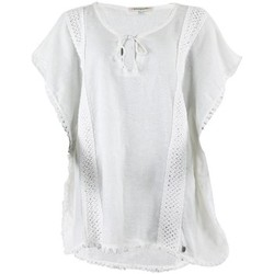 Clothing Women Tunics Banana Moon Tunic  Stephenson Roberts White
