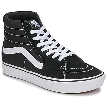Shoes Hi top trainers Vans COMFYCUSH SK8-HI Black / White