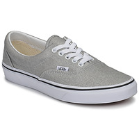 Shoes Women Low top trainers Vans ERA Silver