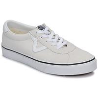 Shoes Low top trainers Vans VANS SPORT White