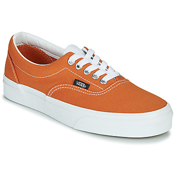Shoes Low top trainers Vans ERA Orange