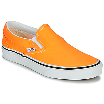 Shoes Women Slip-ons Vans CLASSIC SLIP-ON NEON Orange
