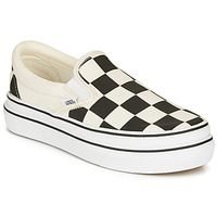 Shoes Women Slip-ons Vans Super ComfyCush Slip-On White / Black