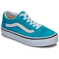 Shoes Children Low top trainers Vans OLD SKOOL Blue