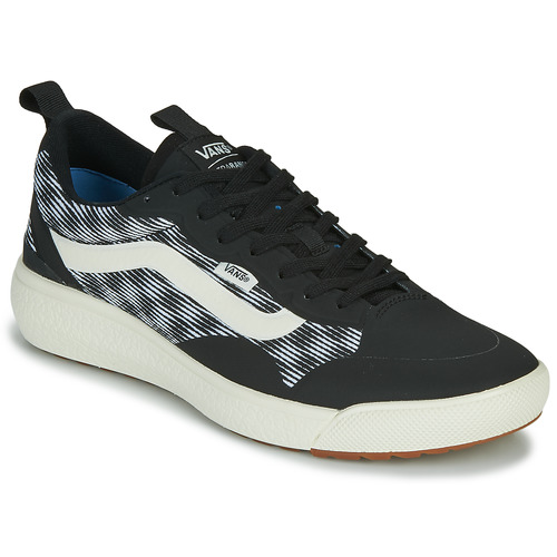 Shoes Men Low top trainers Vans ULTRARANGE EXO Black / White